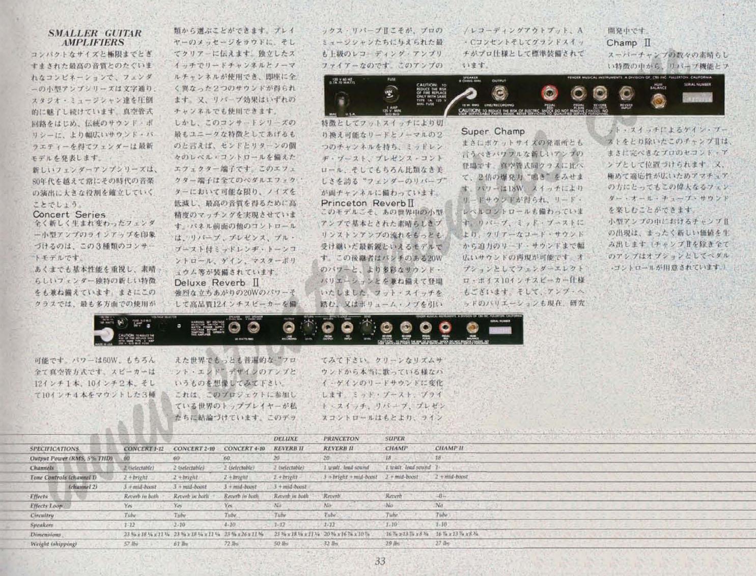 diverse kataloge japan usa contemporary squier