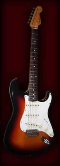 Made in Japan Fender Stratocaster 62