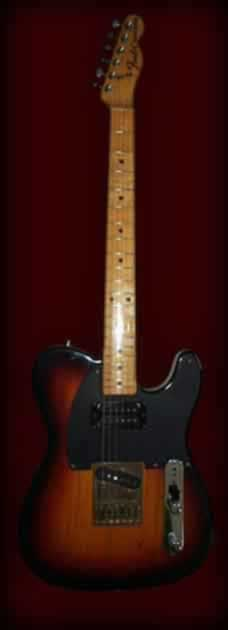 67 Fender Telecaster  G-Serial TL67 Made in Japan 1987-1988 Micawber von Keith Richards