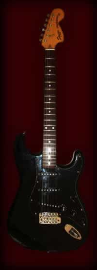 72 Stratocaster SQ Serie CBS Style