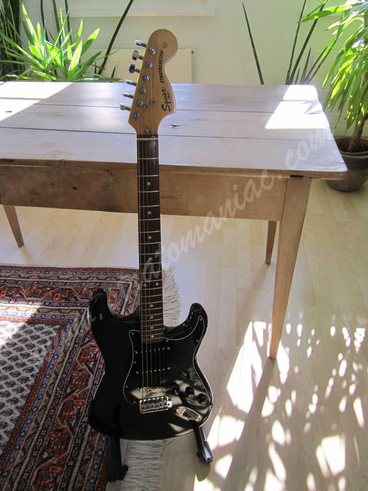 Fender Made in Japan Custom und Order Made CST SQ Serien ab 1983 und ...