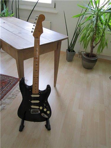 Fender 57 Stratocaster im Gilmour Style