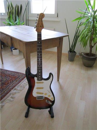 Squier JV 62 Vintage Stratocaster
