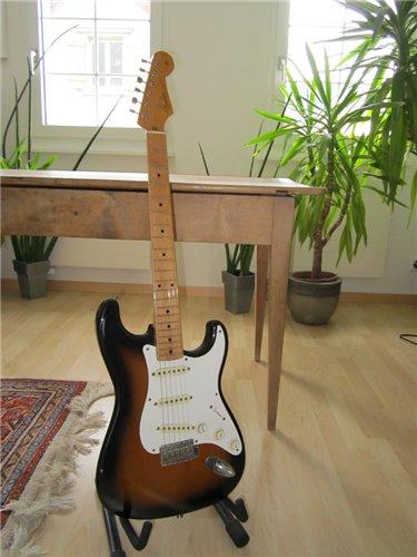 Fender Stratocaster 57 E-Serie USA PU