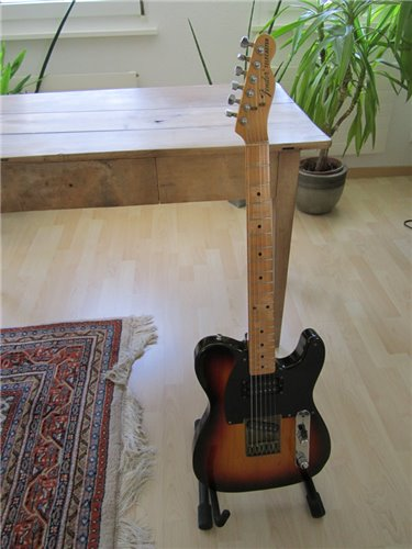 Fender Telecaster TL67-65SPL Keith Richards Sunny