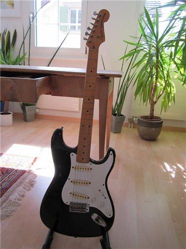 Squier Fender SST30 57 E-Serie Stratocaster