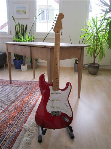 Fender Stratocaster 57 Order Made