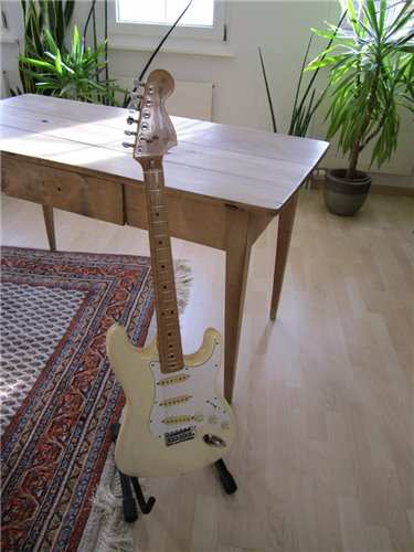 Fender Stratocaster 72 E-Serie