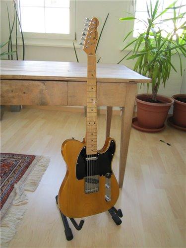Fender Telecaster 71 CTL-50 E-Serie