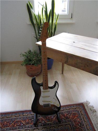 Fender JV Serie ST57-65 Vintage Stratocaster