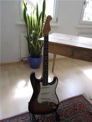 Fender Stratocaster 62