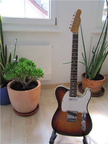 Fender  Telecaster 62