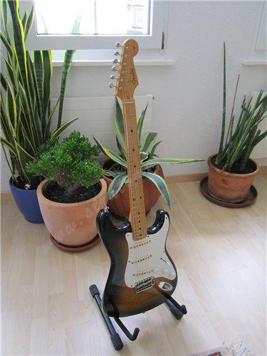 Fender JV 57 Japan Vintage Serie Stratocaster