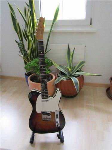 Fender JV Telecaster TL62-65
