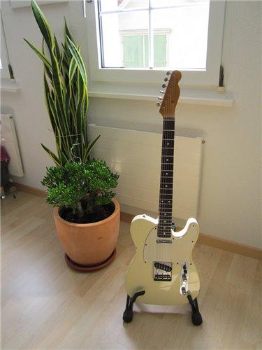 Fender Telecaster 62 Vintage