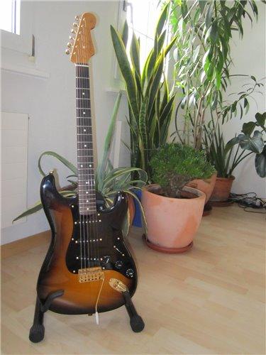 Fender Stratocaster ST57-62