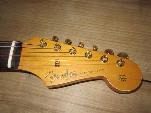 Fender ST57/62 - Body 57 Hals 62 USA Pickup High Way One
