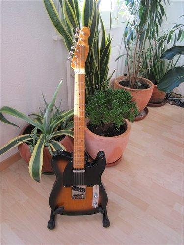 Fender TL52 Vintage Telecaster