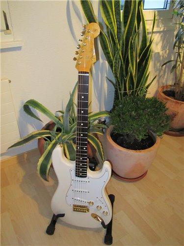 Fender Stratocaster ST62 Vintage Gitarre USA Parts