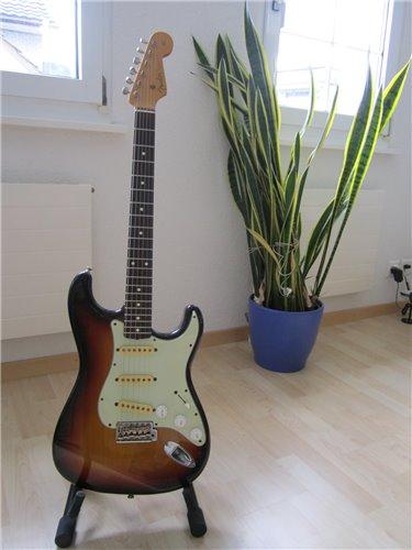 Fender Vintage Stratocaster 62