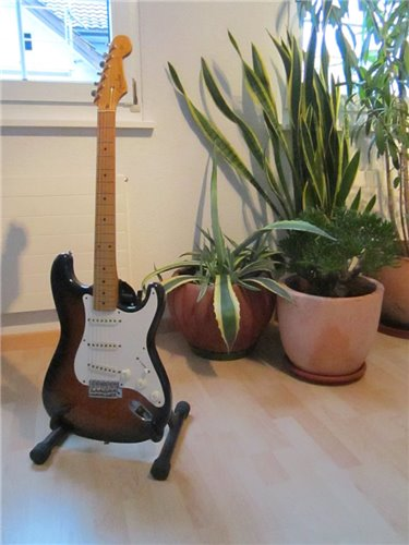 Fender Stratocaster ST57AS Anniversary Custom Edition