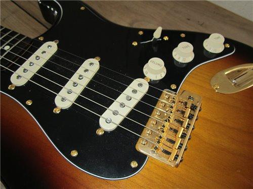Fender Stratocaster ST 62 im SRV Style mit 1957/1962er Pickup und ...