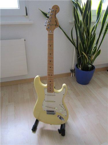 Fender Stratocaster 72 Malmsteen