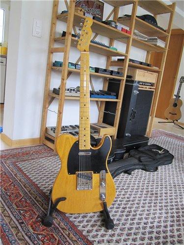 Fender Telecaster TL52-120DMC