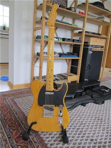 Fender Telecaster TL52-80TX