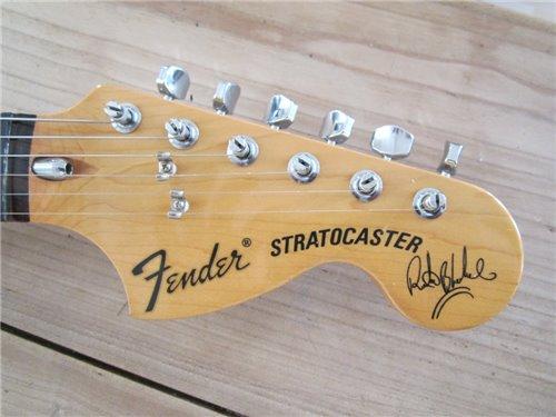 Verkaufte: Stratocaster ST72 Ritchie Blackmore