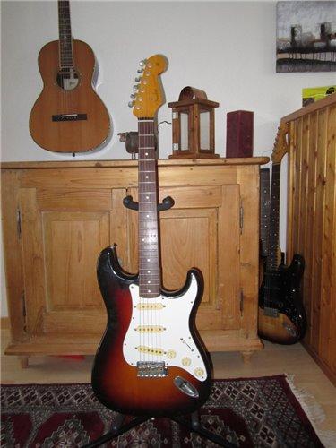 Fender Stratocaster ST62-50