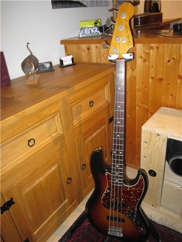 Fender Jazz Bass JB62 JV Serie