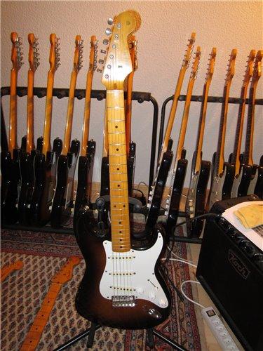 Fender Stratocaster ST57-65 JV