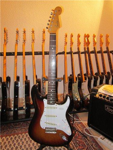 Fender Stratocaster ST62-65 JV