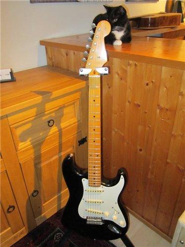 Fender Stratocaster ST57-85 JV