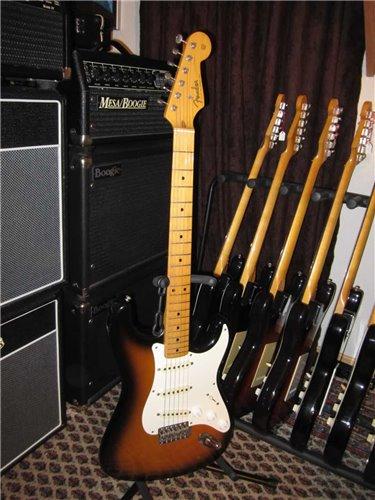 Fender Stratocaster ST57-115 JV