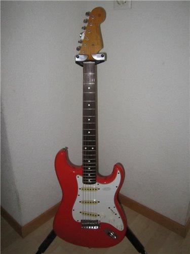 Fender Stratocaster ST62-70 JV