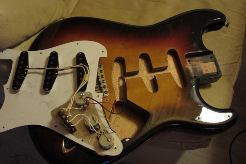 Fragen zur Squier JV 62 - Forum Fender Made in Japan MIJ Gitarren ...
