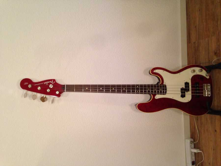 Fender Aerodyne Precision Bass CIJ 06/07 - Forum Fender Made in ...
